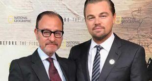 Leonardo DiCaprio per Before the Flood