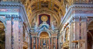 Chiesa del Gesu Nuovo di Napoli