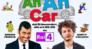 Sergio Friscia e Barty Coluccci in Ah Ah Car