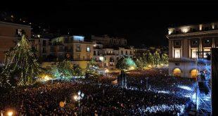 Capodanno a Salerno foto Massimo Pica