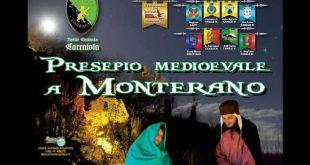 Il presepe vivente a Canale Monterano