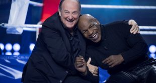 Little Big Show - Gerry Scotti e Mike Tyson