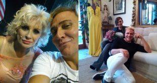 Tina Cipollari e Arteteca vestono Mimmo Tuccillo
