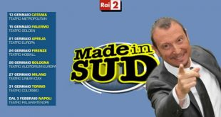 Amadeus a Made in Sud