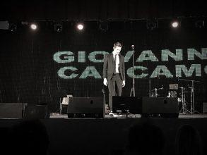 Giovanni Caccamo Live