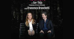 Il bacio - Barbara De Rossi e Francesco Branchetti