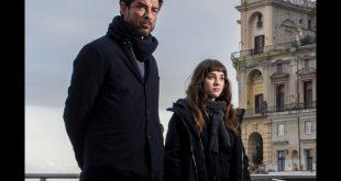 Simona Tabasco con Alessandro Gassmann