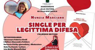 Single per legittima difesa - Nunzia Marciano