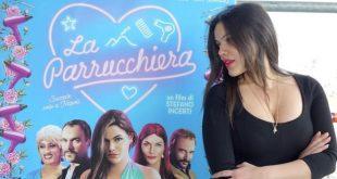 Pina Turco, protagonista de La Parrucchiera