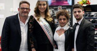 Rachele Risaliti ed il Team Salomone