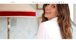 Serena Rossi - Sito Ufficiale