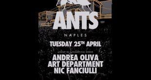 ANTS per il Club Partenopeo