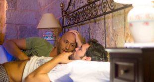 Aeffetto Domino di e con Fabio Massa. Foto tratta dal film. Fonte Facebook.