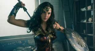 Gal Gadot protagonista di Wonder Woman. Foto dal film.