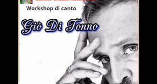 Giò di Tonno - Workshop al Centro Studi delle Arti