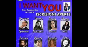 I want you - Centro Studi delle Arti