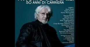 Vittorio De Scalzi per i 50 anni di carriera