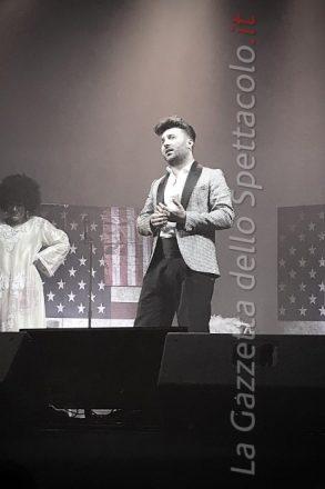 Voglio fa l'americano, Tony D'Ursi