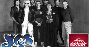 Yes - Rock and Roll Hall of Fame. Foto Ufficio Stampa.