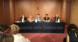 Conferenza Stampa Acaricia mi cuerpo pro Pausilipon