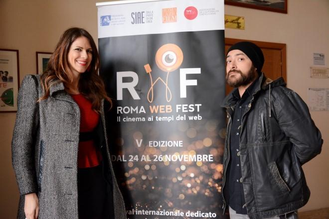 Conferenza Stampa Roma Web Fest 2017