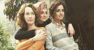 Le sorelle Franza in una scena di Di Padre in Figlia.