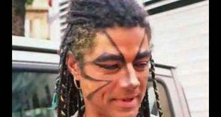 Marco Guerzoni. Frame dal video YouTube I Clandestini.