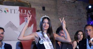 Miss Agorà Morelli 2017, Annalisa Falco. Foto di Walter Scalera.