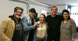 Nella foto Matteucci, Galatone, Romano, Di Tonno e Setti. Foto di Rosario Trezza.