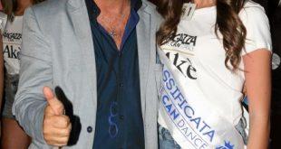 Angelo di Gennaro e Federica Gioiello alla prima tappa di Ragazza We Can Dance 2017.