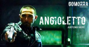 Arturo Sepe è Angioletto in Gomorra - Seconda StagioneArturo Sepe è Angioletto in Gomorra - Seconda Stagione