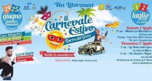 Carnevale Estivo Torrese 2017
