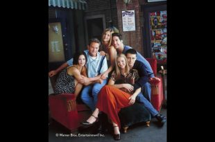 Friends. Foto di Warner Bros. Entertaiment Inc.