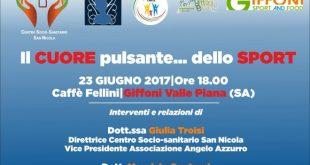 Il cuore pulsante dello sport a Giffoni
