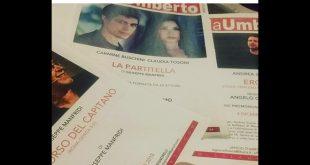 Instagram Teatro Sala Umberto su spettacolo Carmine Buschini