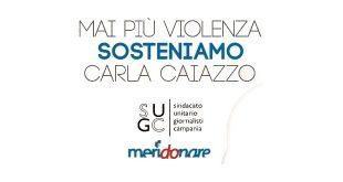 Mai più violenza a favore di Carla Caiazzo