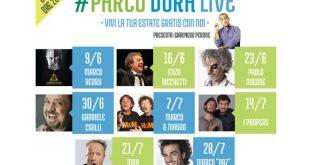 Parco Dora Live 2017