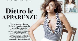 Raffaella Fico per Secret Style Magazine