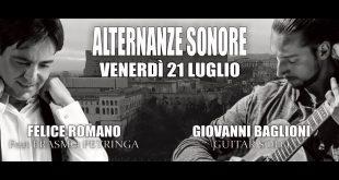 Alternanze Sonore Felice Romano e Giovanni Baglioni