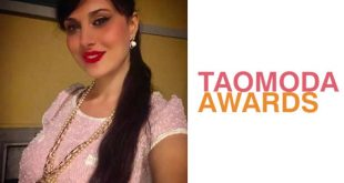 Isabelle Adriani ai Tao Awards