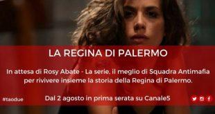 La regina di Palermo, speciale Rosy Abate