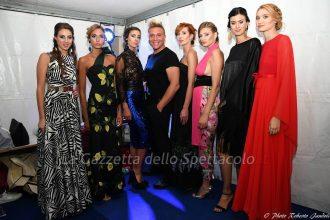 Le modelle di Mimmo Tuccillo al Premio Fescina 2017