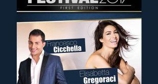 Festival 2017 - Elisabetta Gregoraci e Francesco Cicchella