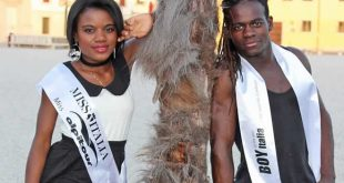 I fratelli Borgobello per Miss e Mister Italia. Foto Ufficio stampa.