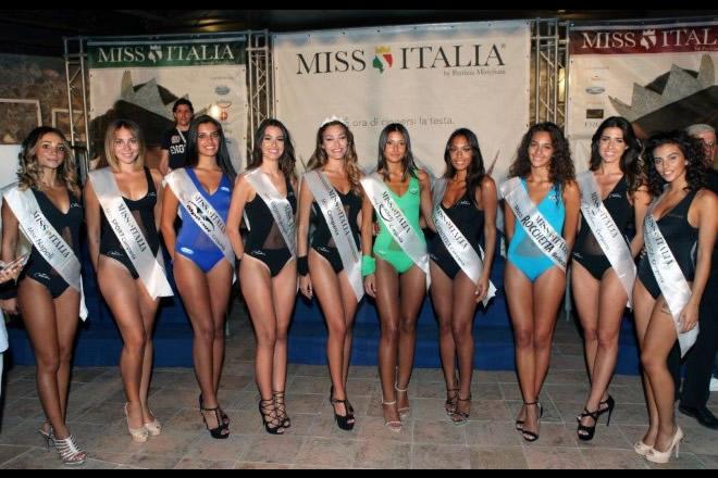 Le 10 Prefinaliste campane di Miss Italia 2017 che voleranno a Jesolo