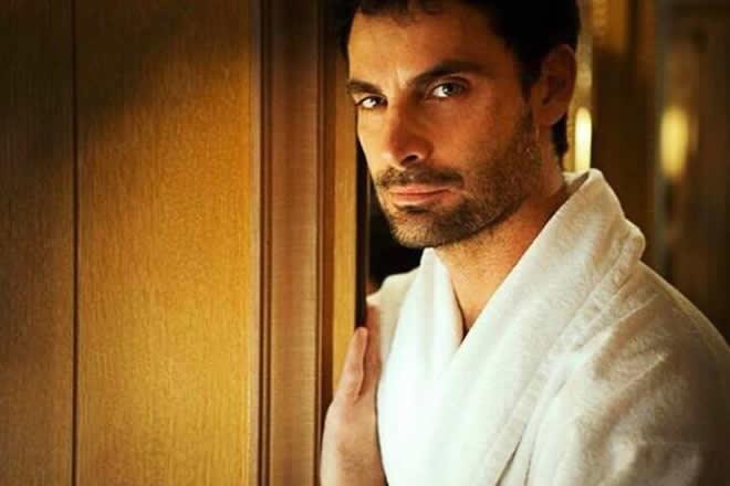 Alessandro Mario. Foto da pagina Facebook.