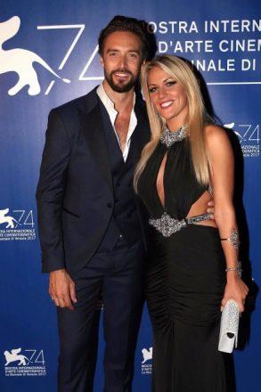 Alex Belli e Maria Guerriero. Foto fornite da Ufficio Stampa.