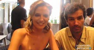 Christiane Filangieri e Marco Bonini per Il Paradiso delle Signore 2