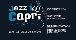Jazz in Capri 2017