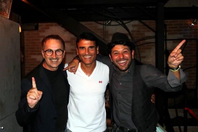 Nando Mormone, Sal Da Vinci e Mario Esposito.